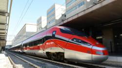 Il Frecciarossa1000 a 350 km/h, Roma-Milano in 2 ore e 20 minuti