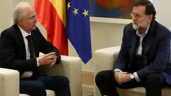 Le maire déchu de Caracas arrive en Espagne après avoir fui le
