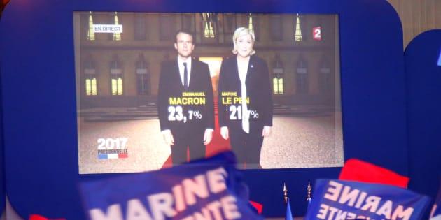 Amis Français, je suis américaine et vous avertis: ne laissez pas le scénario Trump-Clinton se rejouer dans votre pays