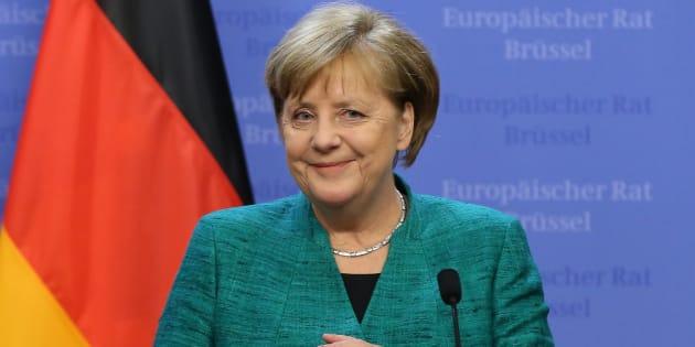 Lampada di San Francesco: il riconoscimento va alla Merkel