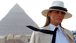 Melania Trump sobre #MeToo: debemos apoyar a los hombres, no solo a las