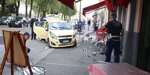 Lina, investita e uccisa a Brescia mentre beveva un caffè al