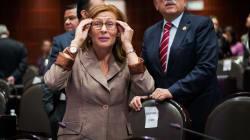 Tatiana Clouthier confía que tarde o temprano se apruebe ley para reducir comisiones