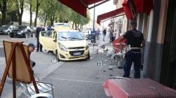 Lina, investita e uccisa a Brescia mentre beveva un caffè al tavolino di un
