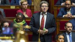 À l'Assemblée, Mélenchon a ardemment défendu le