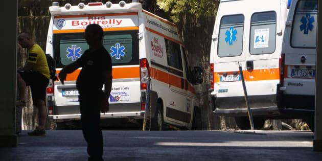 Medici del 118 aggrediti: Ordine: Napoli come Raqqa