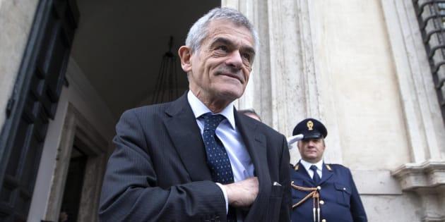 Il presidente del Piemonte Sergio Chiamparino