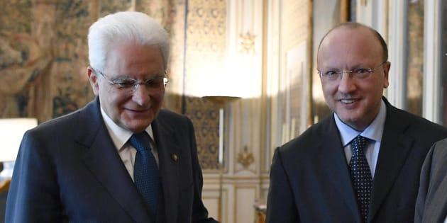 """""""Confidiamo nella saggezza di Mattarella"""". Confind"""