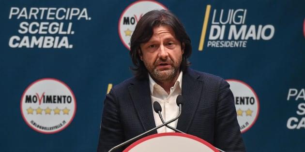 """Salvatore Caiata: """"Chiederò la riammissione al Moviment"""