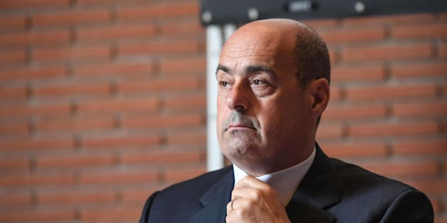 """Nicola Zingaretti: """"Apriamo una fase nuova, un"""