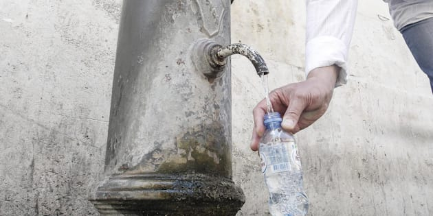 Roma a secco, i consigli del Comune per risparmiare acqua