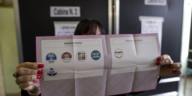 Ostia al ballottaggio, affluenza in calo rispetto al primo turno: meno 2%