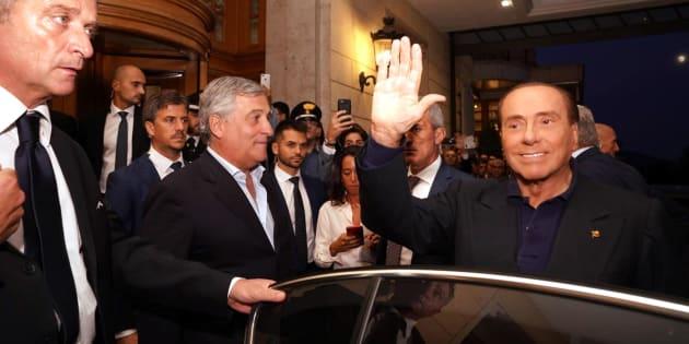 """Silvio Berlusconi: """"Governo nemico della libertà"""""""
