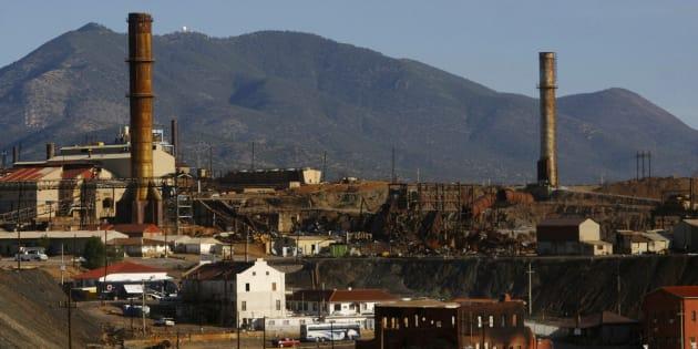 Grupo México es la compañía minera más grande del país y la tercera más importante en producción de cobre.