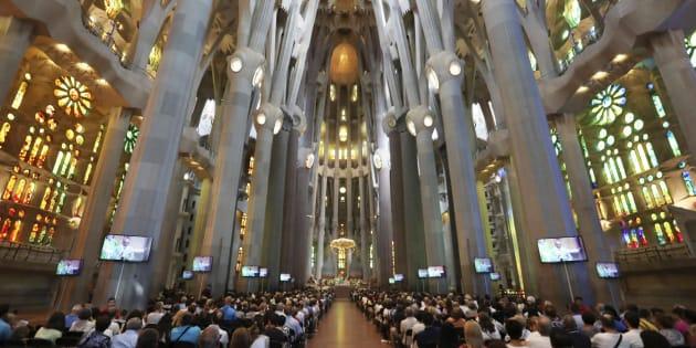 Barcellona, i terroristi volevano distruggere la Sagrada Familia