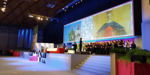 Rimini torna centro del mondo politico