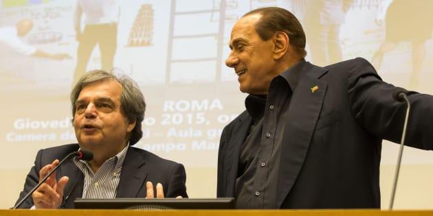 Silvio Berlusconi vuole Renato Brunetta come nuovo ministro