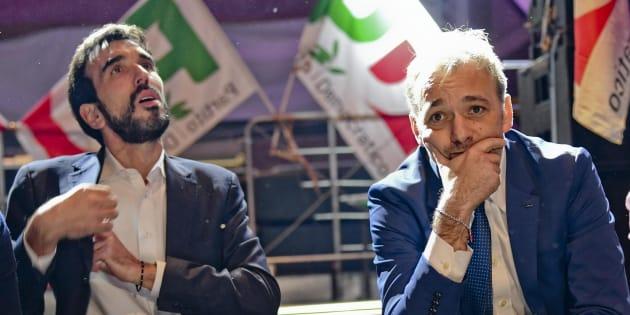 Martina preferisce Renzi a Richetti: gelo tra i due alleati