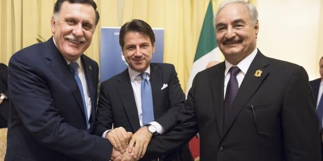 La conferenza per la Libia è una sconfitta per l