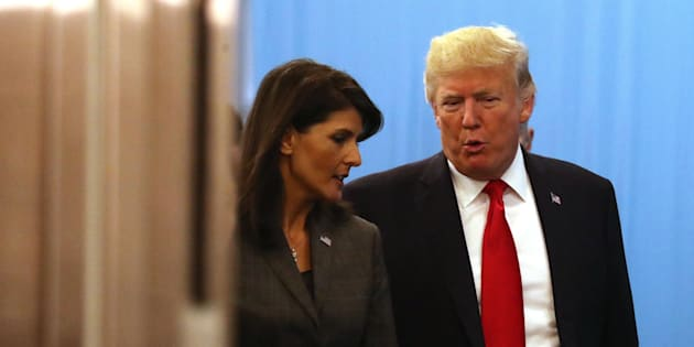 """""""Gli offesi siamo noi"""". Gli Stati Uniti mettono il veto sulla risoluzione egiziana contro Gerusalemme capitale"""