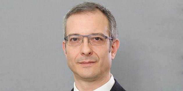 Giulio Mattietti in una foto tratta dal sito dello Ior, Roma, 29 novembre 2017
