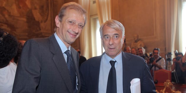 Giuliano Pisapia e Piero Fassino