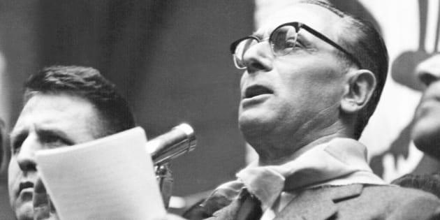 Vincenzo Calia, il caso Mattei e l'estate dei morti