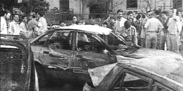 Strage di via D'Amelio: Bagheria ricorda Borsellino e gli agenti della scorta