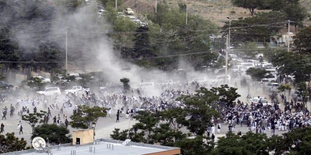 Kabul, bombe contro un funerale: diverse vittime