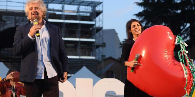 Blog Grillo: a Roma stop campi Rom e mendicanti in metropolitana