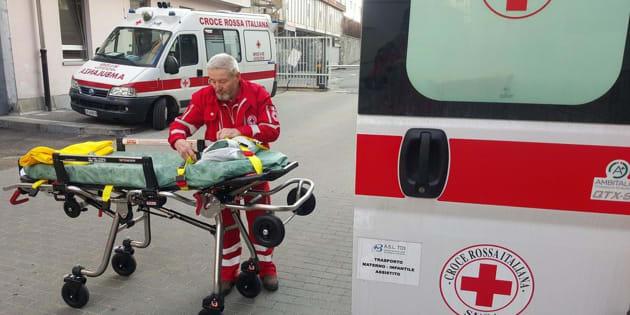 Ambulanze / Soccorso / elisoccorso / BLSD (Basic Life Support & Defibrillation) /Ambulanza / Soccorsi
