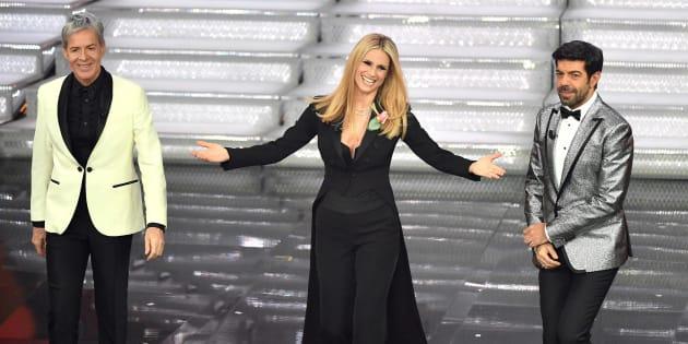 TvZoom - La seconda di Sanremo al 47,67% con 10,8 milioni di spettatori