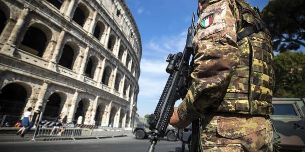Effetto Barcellona su Roma: allo studio barriere anti sfondamento in via del Corso e ai Fori