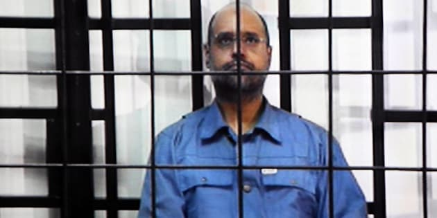 Saif Gheddafi liberato dal carcere
