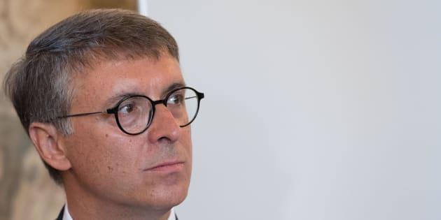 Il Presidente dell'ANAC Raffaele Cantone