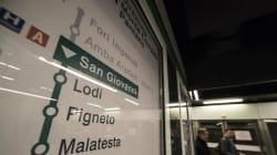 La metro C di Roma è pronta (dopo 6 anni di ritardo): la prima corsa in