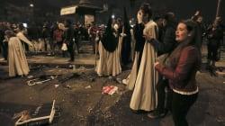 Gridano all'attentato durante la processione del Venerdì Santo, 8 arresti a