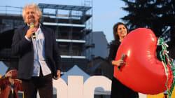 Grillo vuole chiudere i campi Rom a Roma: