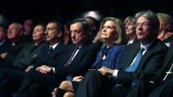 Gentiloni con Draghi al meeting di Medici con l'Africa: