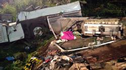 Chiesti 10 anni di carcere per i vertici di Autostrade per la strage del bus precipitato dal viadotto ad