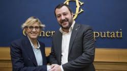 Giulia Bongiorno, Salvini e l'ombra di