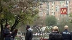 MATTINATA DI PAURA - La metro frena improvvisamente: una decina di feriti a