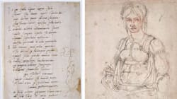 Michelangelo ha nascosto se stesso in un ritratto della poetessaVittoria