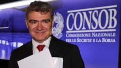 Mario Nava, presidente Consob, presenta le dimissioni: