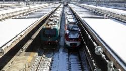 Un'altra giornata di passione. Treni in tilt a Napoli, ritardi fino a 2 ore a Roma. Disagi anche mercoledì 28