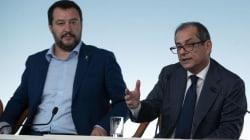 Salvini mette l'aut aut a Tria: