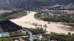 Il maltempo è tornato: allerta rossa in Veneto. Due morti in Valle d'Aosta e due in