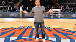 Totti a New York e l'Nba gli rende omaggio al Madison Square