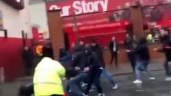 Ultrà romanista assolto per l'aggressione al tifoso irlandese durante Liverpool-Roma, condannato per gli
