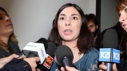 Interrogato l'ex fidanzato di Giulia Sarti, accusato di aver preso i rimborsi della parlamentare. La deputata M5S si autososp...